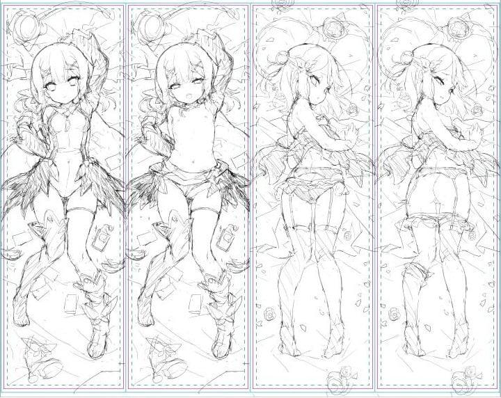 miyu-sketch